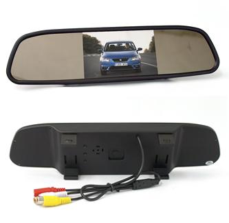 Espejo retrovisor interior con camara tgcamvid for Espejo retrovisor interior