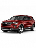 Enganche Americano - Ford New Explorer