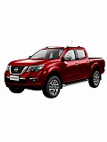 Enganche Americano - Nissan NP300 full led