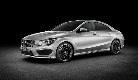 Kit 3125 Mercedes Benz CLA