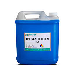 SANITYKLEEN  Antiseptico base Alcohol 70%
